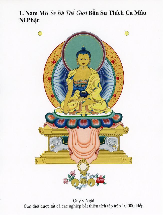 Danh Hiệu 35 Vị Phật (1)
