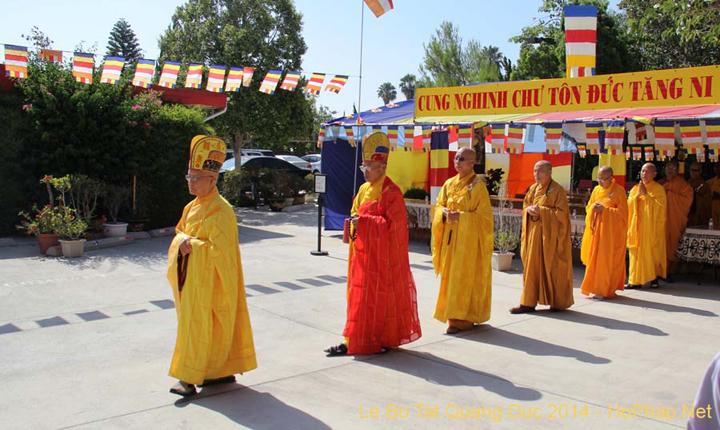 Lễ Vía Bồ Tát Thích Quảng Đức (3)