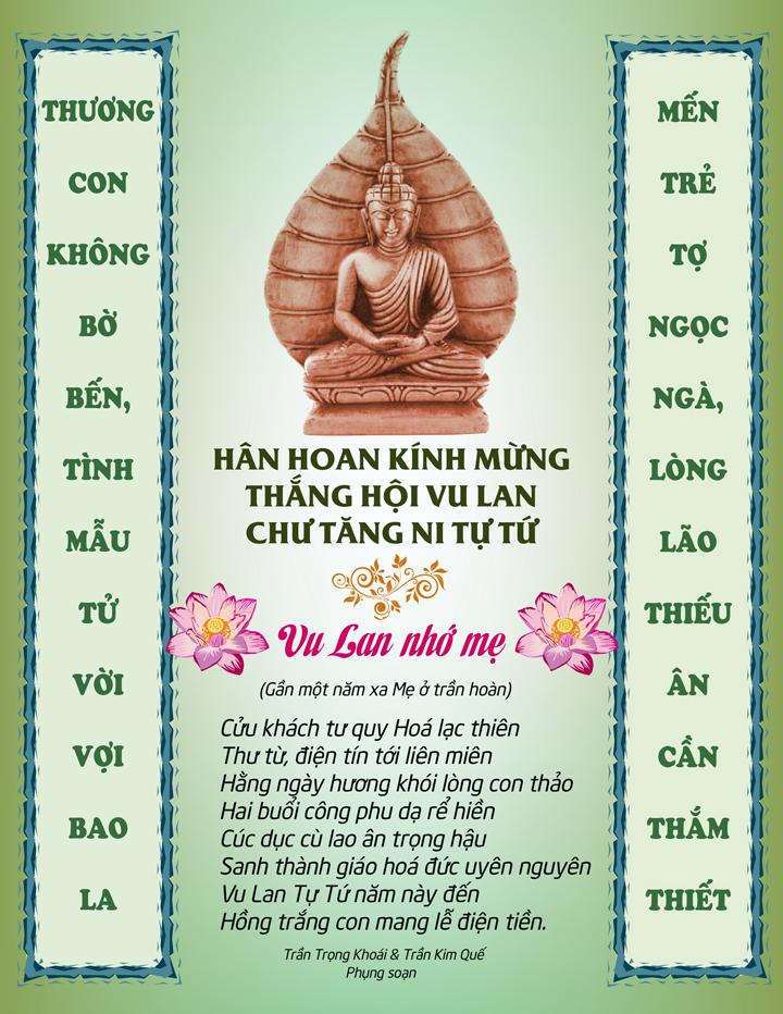 Tho Vu Lan (3)