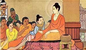 Đức Phật Với Những Người Trẻ Tuổi Trong Kinh A Hàm