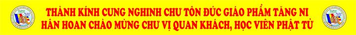 Baner Thanh Kinh Cung Nghinh 720