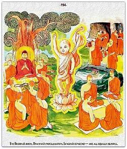 Suy Ngẫm Về Ngày Phật Đản Vesak (song ngữ)