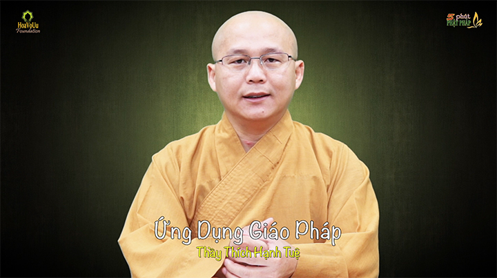 Thich Hanh Tue 416 Ung Dung Giao Phap