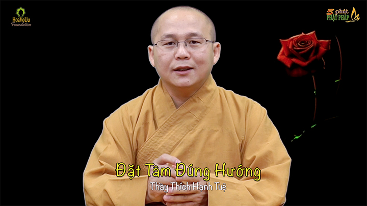 Thich Hanh Tue 305 Dat Tam Dung Huong