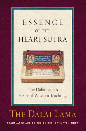 bia sach ESSENCE of the HEART SUTRA