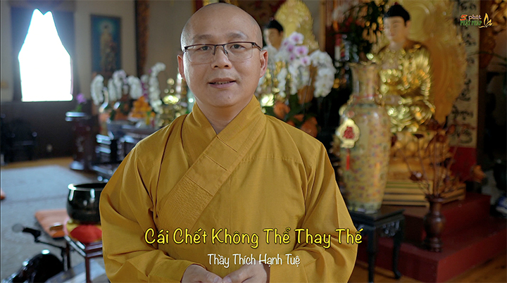 Thich Hanh Tue 614 Cai Chet Khong The Thay The