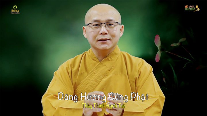 Thich Hanh Tue 467 Dang Huong Cung Phat