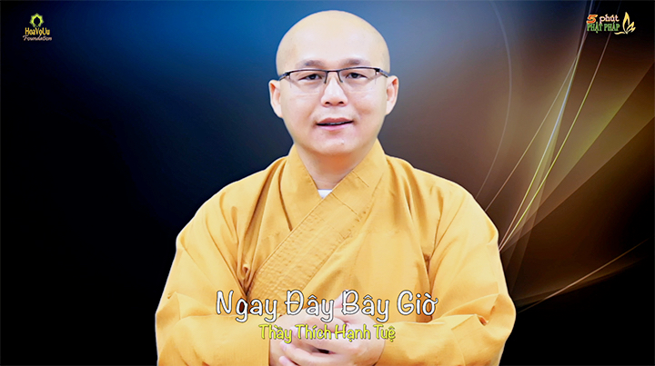 Thich Hanh Tue 440 Ngay Day Bay Gio
