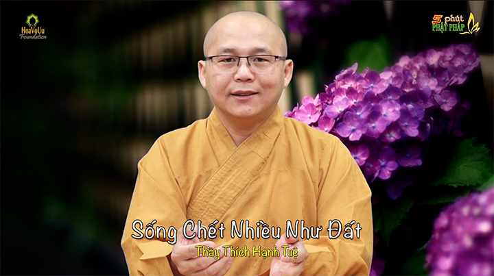Thich Hanh Tue 277 Song Chet Nhieu Nhu Dat