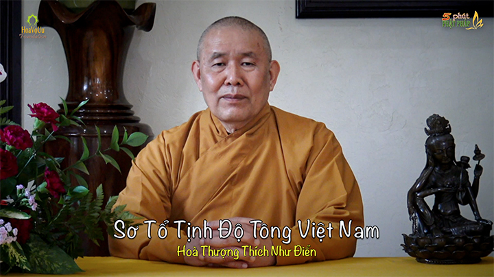 HT Thich Nhu Dien 288 So To Tinh Do Tong Viet Nam