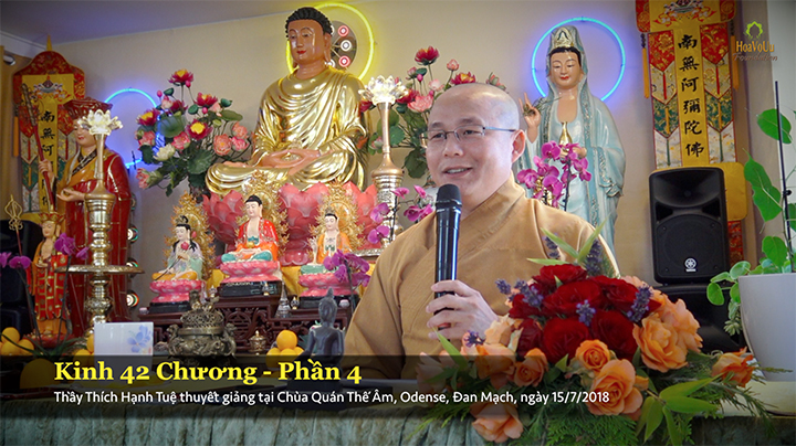 Thich Hanh Tue Kinh 42 Chuong 4