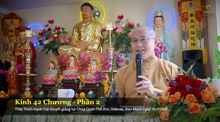 Thich Hanh Tue Kinh 42 Chuong 2