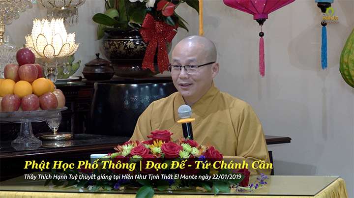 Thich Hanh Tue Tu Chanh Can