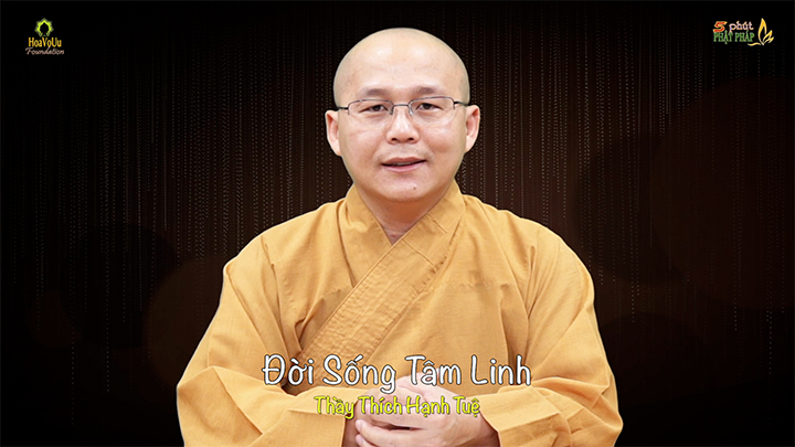 Thich Hanh Tue 414 Doi Song Tam Linh