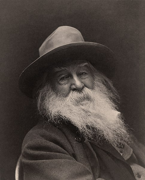 Walt Whitman_Wikipedia