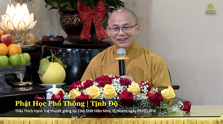 Thich Hanh Tue Tinh Do